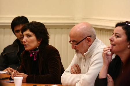 Panel Municipio y Cultura